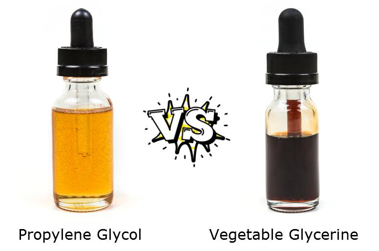 VaporFi Australia - What is the Best PG / VG Ration for Vape Juice? - Versus