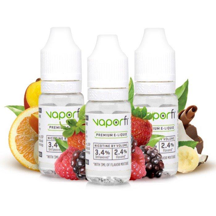 VaporFi Australia Vape Juice Pack